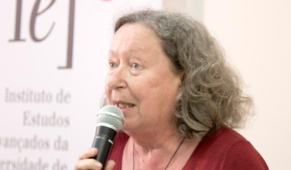 Flávia Schilling (Foto: IEA-USP)