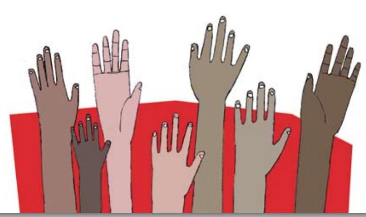 Resultado de imagem para Todos os seres humanos podem invocar os direitos e as liberdades proclamados na presente Declaração, sem distinção alguma, nomeadamente de raça, cor, sexo, língua, religião, opinião política ou outra, origem nacional ou social, fortuna, nascimento ou outro estatuto.