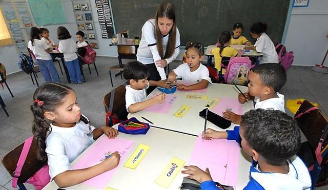 criancas_escola_municipal_Escola da Rede Municipal de Educacao-Foto-SME-Divulgacap