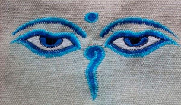 Olhos de Budha (CCBY/Flickr/nite.twinkler)