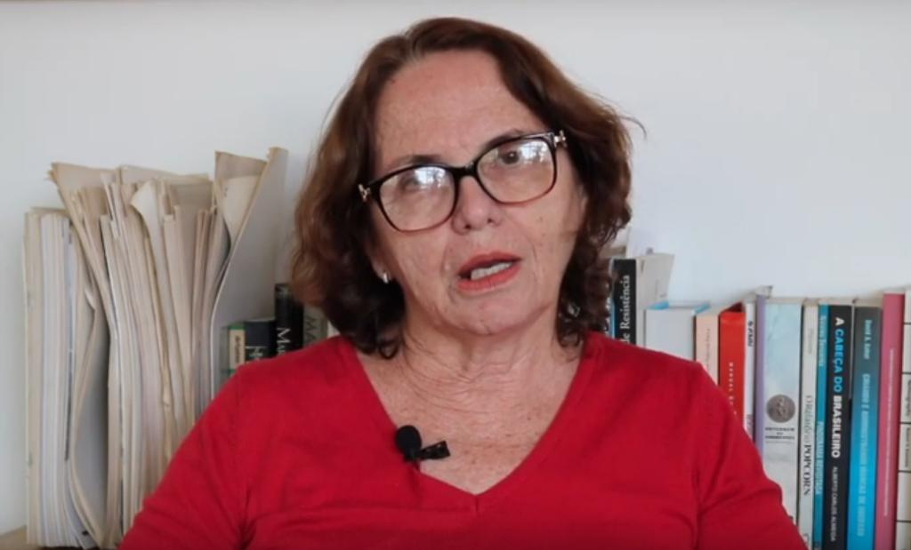 professora Nazaré Zenaide da Universidade Federal da Paraíba
