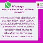 Criação-do-grupo-de-Whatsapp